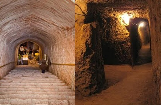 شناسائی و مستند نگاری بیش از ده اثر تاریخی نوش آباد