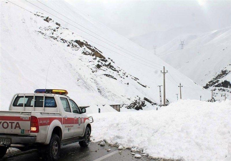 آخرین وضعیت جاده های کشور در 6 فروردین 98