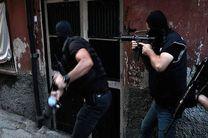 پلیس ترکیه 4 مظنون به عضویت در داعش را بازداشت کرد