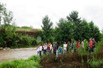 سیلاب لوندویل آستارا بانوی 60 ساله را به کام خود کشید/جستجو برای یافتن بانوی مفقود شده آغاز شد