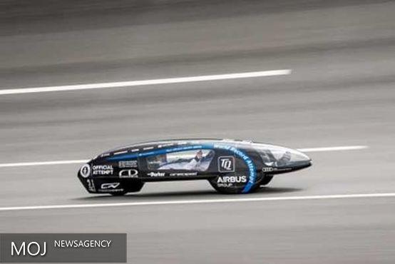 کم مصرف ترین خودروی جهان ساخته شد