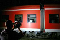 پرچم داعش در اتاق تبعه افغان که به مسافران قطار در آلمان حمله کرد