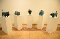 نمایشگاه سالانه آثار انجمن هنرمندان سفالگر افتتاح شد
