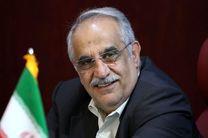 پیام تبریک مدیرعامل بانک ملی ایران به وزیر امور اقتصادی و دارایی
