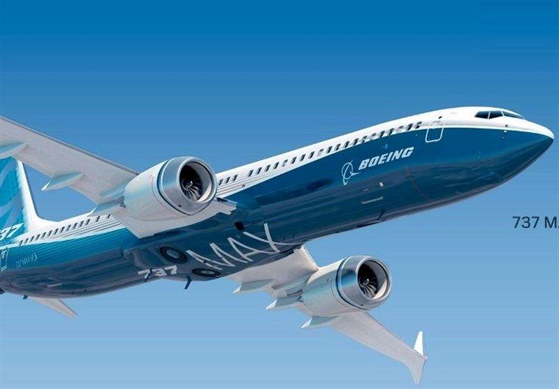اولین سفارش هواپیمای زمین گیر شده مکس737 ثبت شد