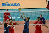 لیگ جهانی والیبال/حریفان تیم ملی وارد تهران شدند