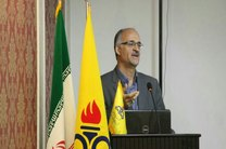 10 درصد از فروش گاز کشور مربوط به استان اصفهان است