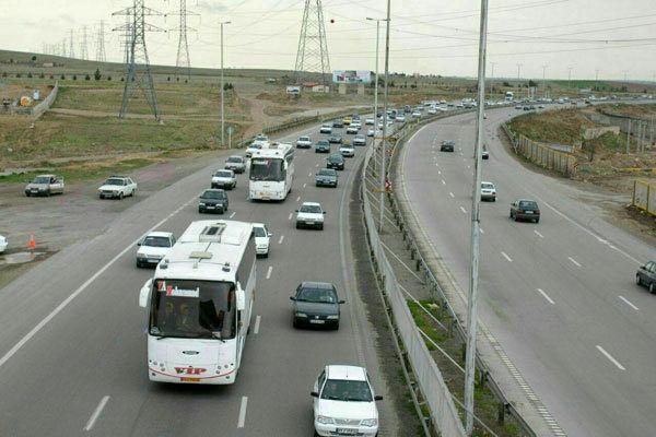 تردد 648هزار وسیله نقلیه در استان مرکزی/ آمار بالای تخلفات سرعت