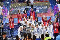 بازی فوتسال بانوان ایران و ژاپن و قهرمانی ایران در آسیا