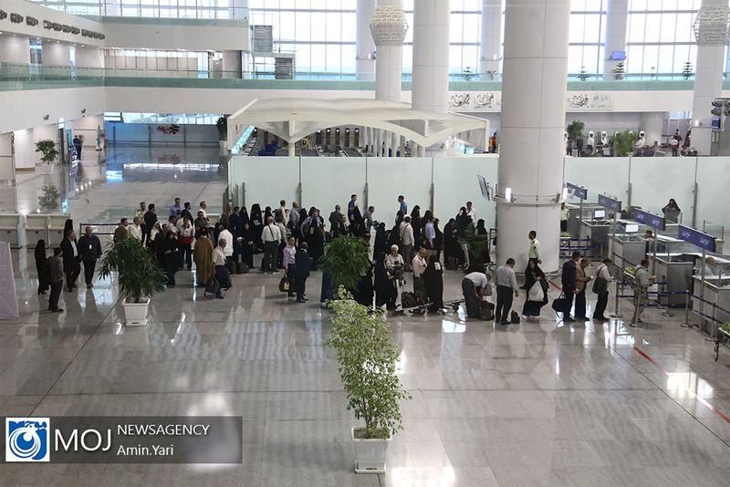 ۱۱ هزار زائر ایرانی حج تمتع به کشور بازگشتند