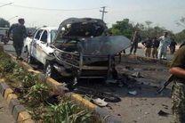 دو نفر از نیروهای ارتش پاکستان در حمله تروریستی پیشاور کشته شدند