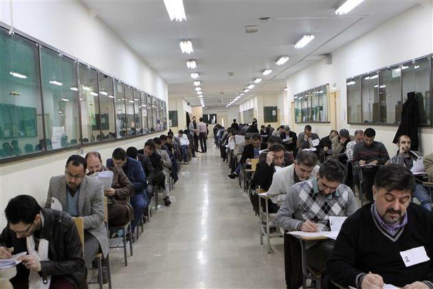 آزمون ورودی دوره دکتری نیمه متمرکز سال ۹۷ برگزار شد