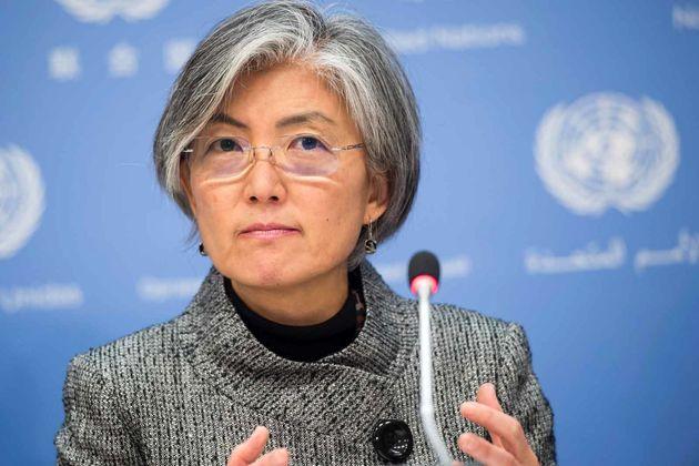 خواستار حل مسمالمت آمیز بحران در شبه جزیره کره هستیم