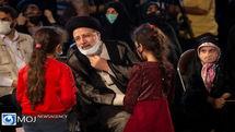 همایش دختران آفتاب با حضور سید ابراهیم رئیسی