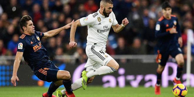 ساعت بازی والنسیا و رئال مادرید مشخص شد