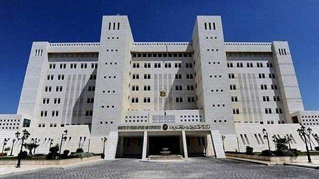 بازگشایی رسمی سفارت امارات در سوریه