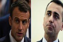 فرانسه سفیر خود را از ایتالیا فراخواند