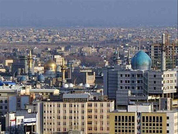 کیفیت هوای مشهد با شاخص 70 در شرایط سالم قرار گرفت