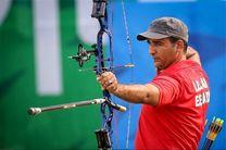 کسب مدال نقره توسط کماندار کرمانشاهی در مسابقات دانشجویان جهان