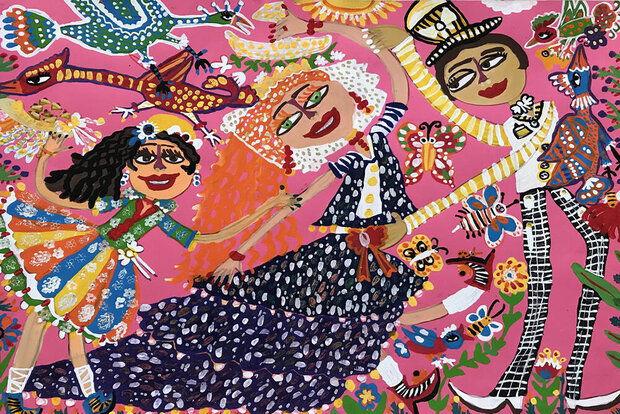 موفقیت کودکان ایرانی در مسابقه بینالمللی نقاشی نوازاگورا