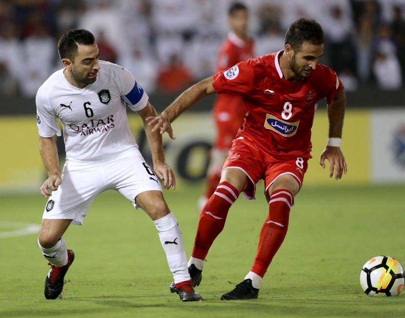 نتیجه بازی پرسپولیس و السد قطر/ معجزه پرسپولیس با دستان خالی در ورزشگاه السد