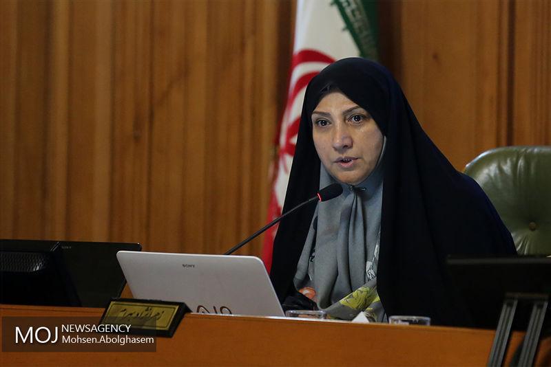 تهران نشانی از بهار ندارد