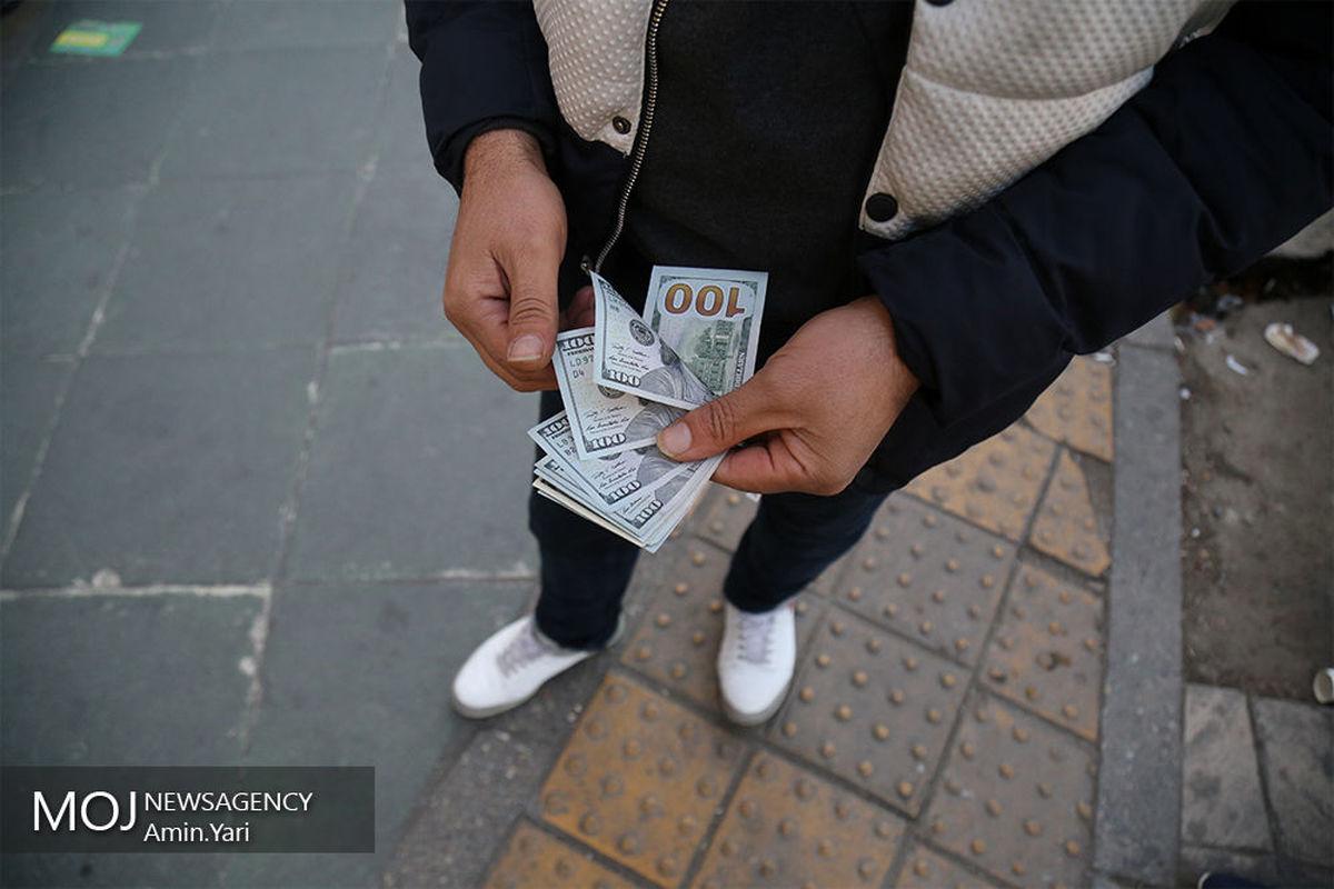 قیمت ارز در بازار آزاد تهران ۱ آذر ۹۹/ قیمت دلار اعلام شد