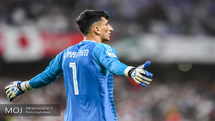 بیرانوند میتواند تا پایان فصل در پرسپولیس بماند
