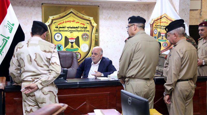 توقف موقت عملیات نیروهای عراقی در مناطق مورد مناقشه