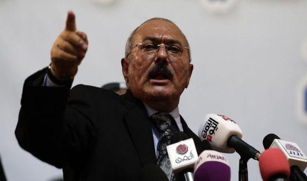 درخواست عبدالله صالح از شورای امنیت برای متوقف کردن تجاوز علیه یمن
