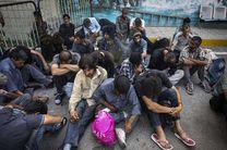 457 معتاد، سارق و خرده فروش مواد مخدر در بندرعباس دستگیر شدند