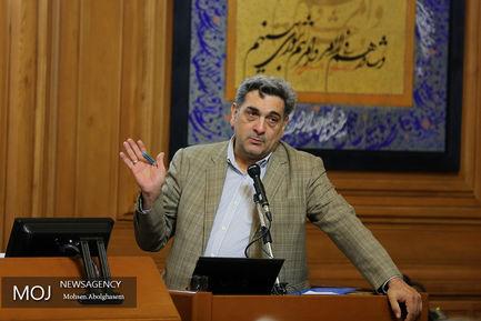 پیروز حناچی معاون شهرسازی و معماری شهرداری تهران