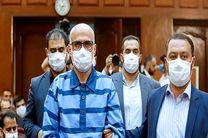 آغاز سومین جلسه رسیدگی به اتهامات اکبر طبری و متهمان پرونده