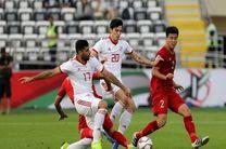 تساوی بدون گل ایران و عراق در نیمه نخست