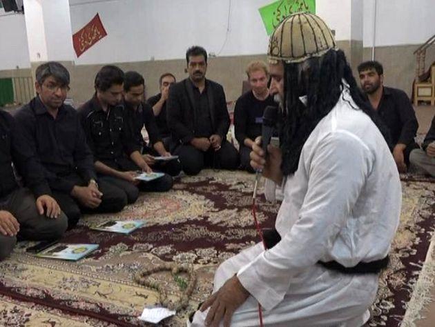 مراسم «روضه قنبر» شهرستان بافق، ملی شد