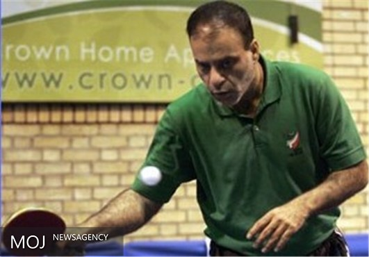نایب قهرمانی تیم پینگپنگ کلاس ۲ ایران در مسابقات معلولان در اندونزی