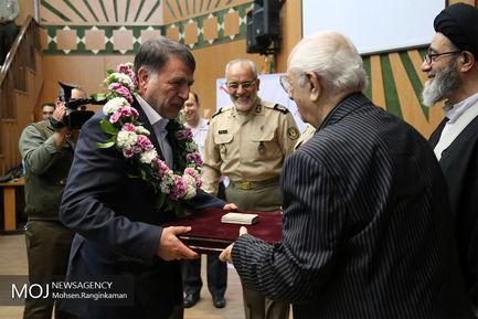 گرامیداشت روز معلم در دانشگاه دافوس ارتش
