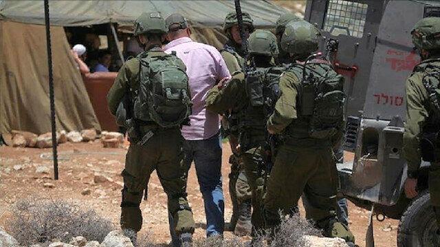 Zionist Regime police arrested seven Palestinians in Jerusalem