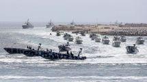 Qatar opened its largest coast guard base