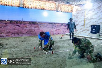 افتتاح نخستین مرکز آموزش مین زدایی بشر دوستانه