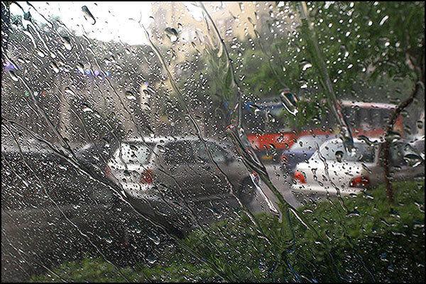 پیش بینی بارش رگباری در جنوب کشور
