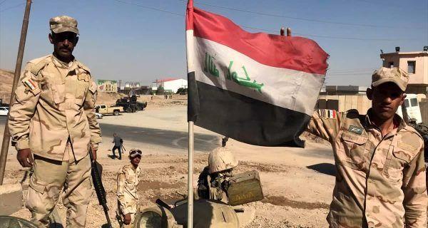 استقرار مجدد ارتش عراق در مناطق پاکسازی شده