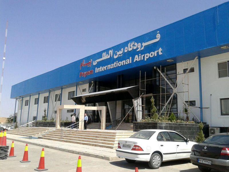 اضافه شدن مقصد اهواز به برنامه های فرودگاه پیام