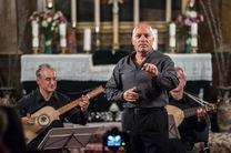 خواننده ایتالیایی در فرهنگسرای نیاوران به روی صحنه می رود