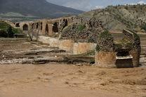 عملیات بازسازی و مرمت پل کشکان آغاز شد/ سیل، صنعت گردشگری لرستان را با چالش روبرو کرد