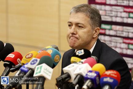 نشست+خبری+دراگان+اسکوچیچ+سرمربی+تیم+ملی+فوتبال+ایران