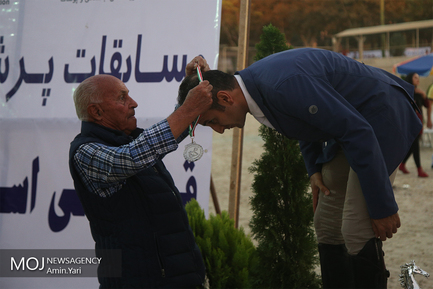 مسابقات پرش با اسب قهرمانی استان تهران