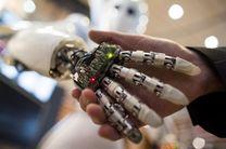 قدرت لمس هم به ربات ها اضافه شد