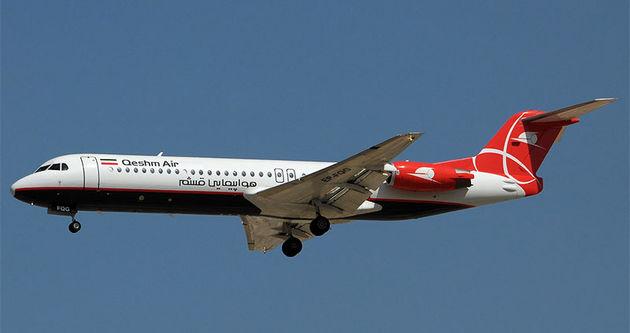 به زودی پرواز ساری - تهران و بر عکس همه روزه می شود