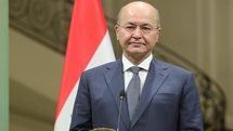 جمع آوری امضا در پارلمان عراق برای عزل برهم صالح